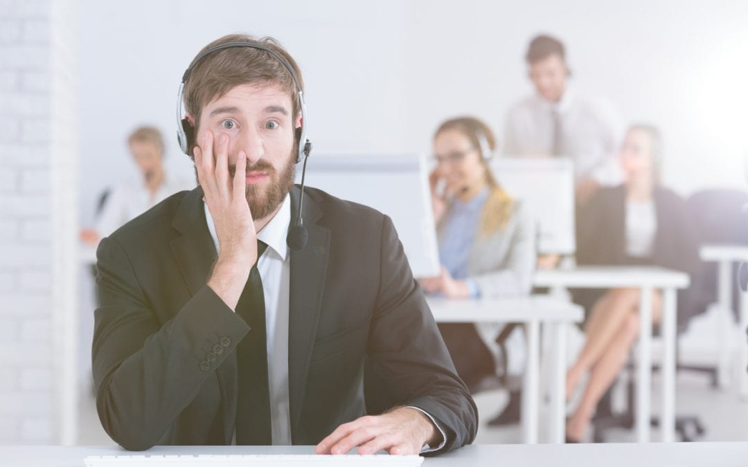 Are you Making These 5 Outbound Contact Centre Blunders that are Losing you Customers?