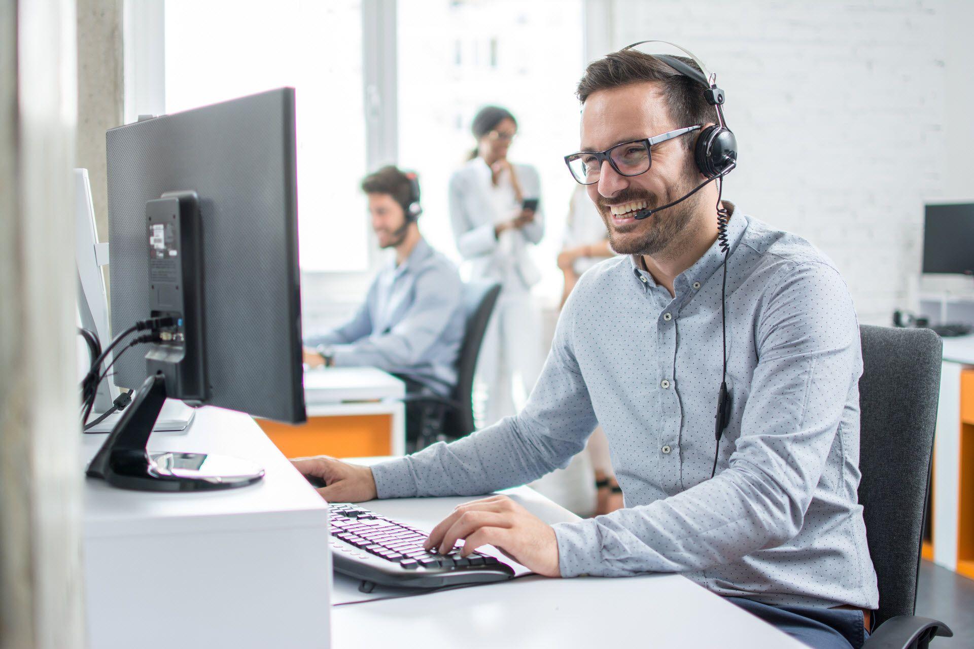 pSCAPE Coud Contact Centre Software
