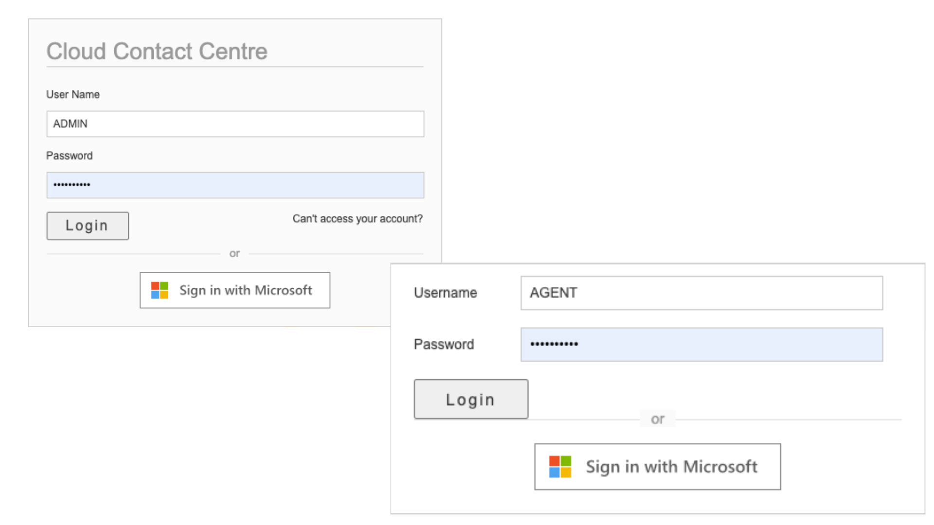 Single Sign on Capabilities with ipSCAPE