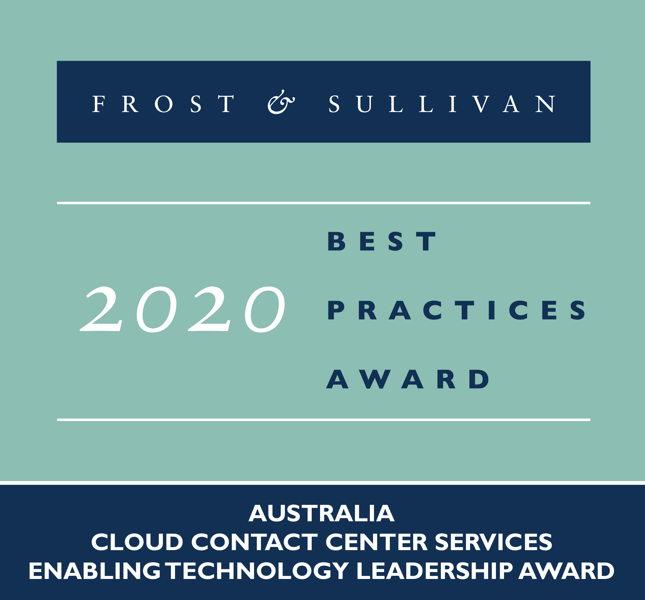 Cloud Contact Centre Award ipSCAPE