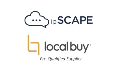 ipSCAPE Receives Recognition as Qualified Local Buy Supplier